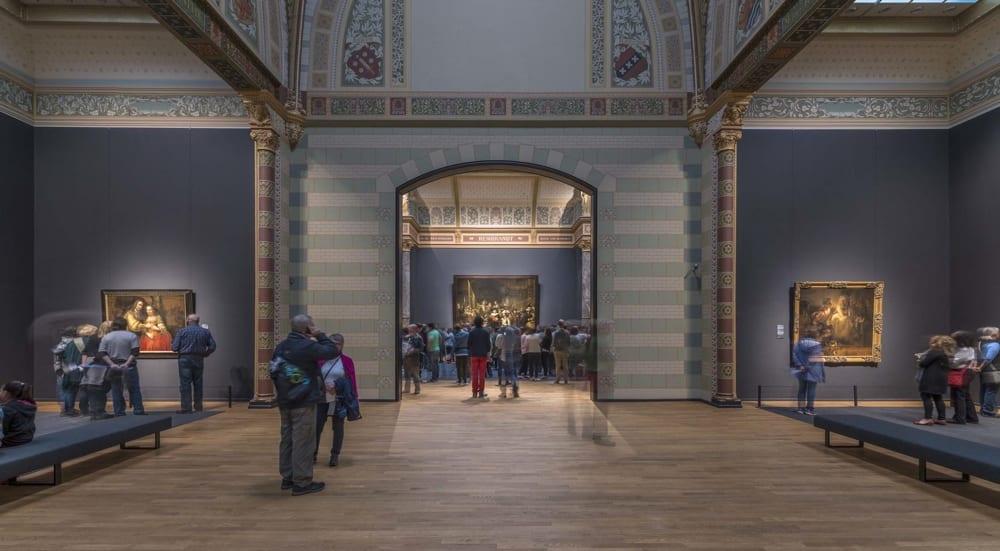 Ausgezeichnet: Das Neue Rijksmuseum in Amsterdam (Cruz y Ortiz ...