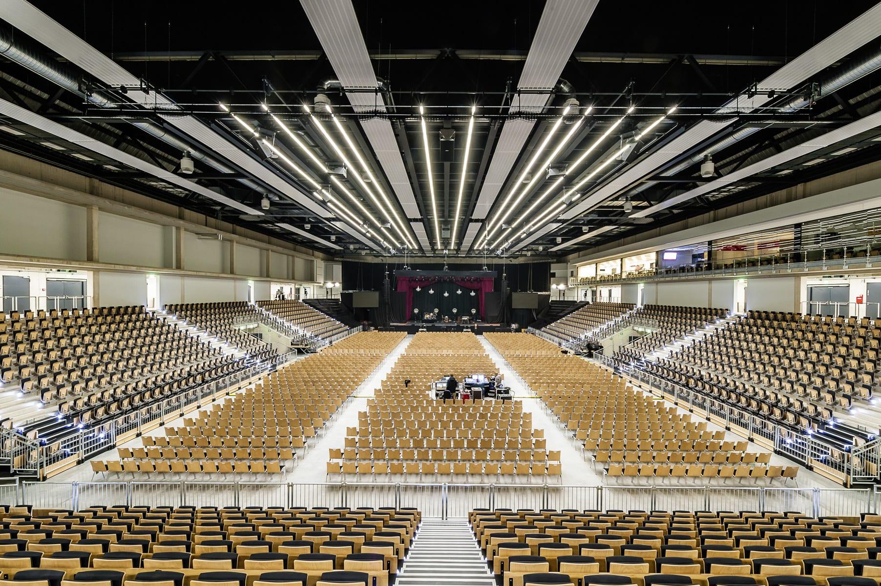 Architekten Lingen die emsland arena in lingen pbr planungsbüro rohling ag architekten