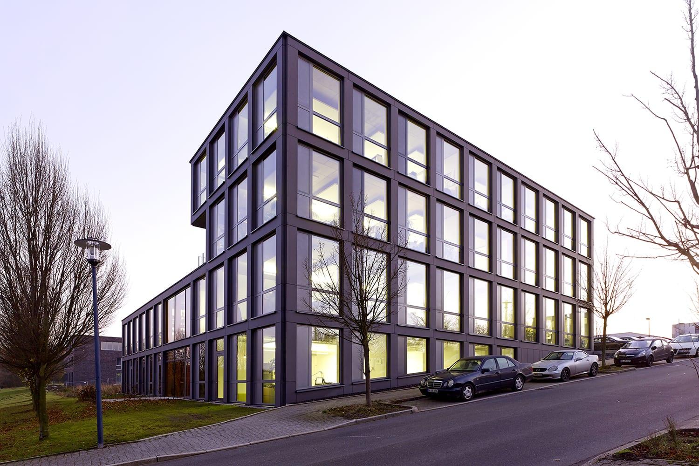 Neue b roarchitektur in bochum - Architekturburo bochum ...