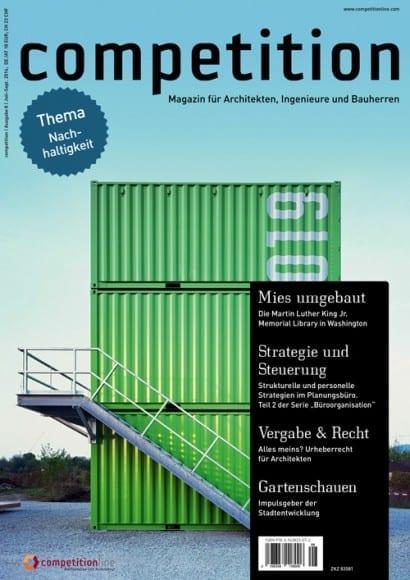 Thema Architektur Zeitschriften