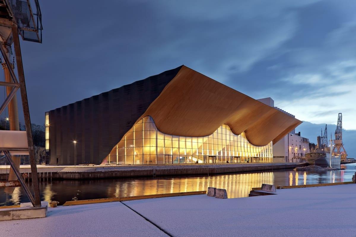 Ausstellungs tipp f r frankfurt finnische architektur im for Architektur frankfurt