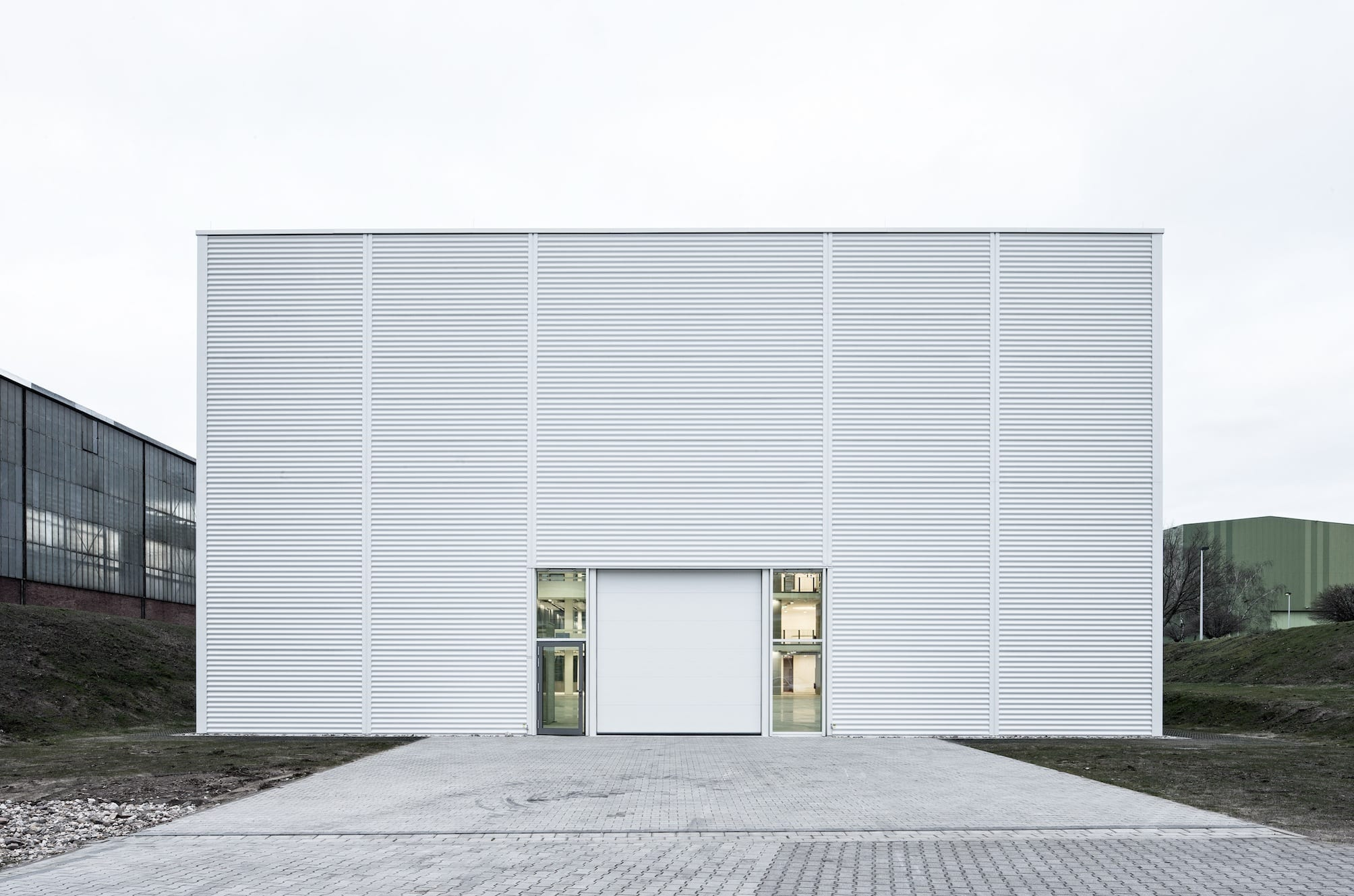 Man primeserv academy aib baut neues schulungszentrum for Architekturburo oberhausen