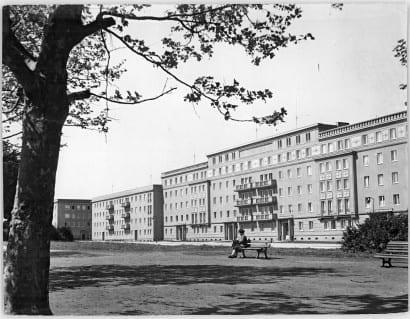 Wohnpalast am Ostseeplatz
