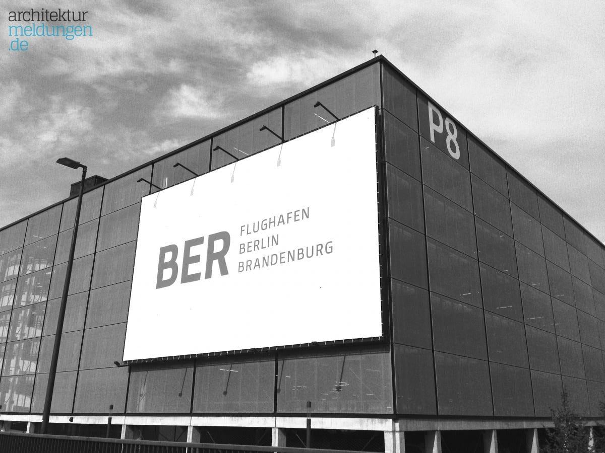 Parkhaus am BER (Foto: Eric Sturm)