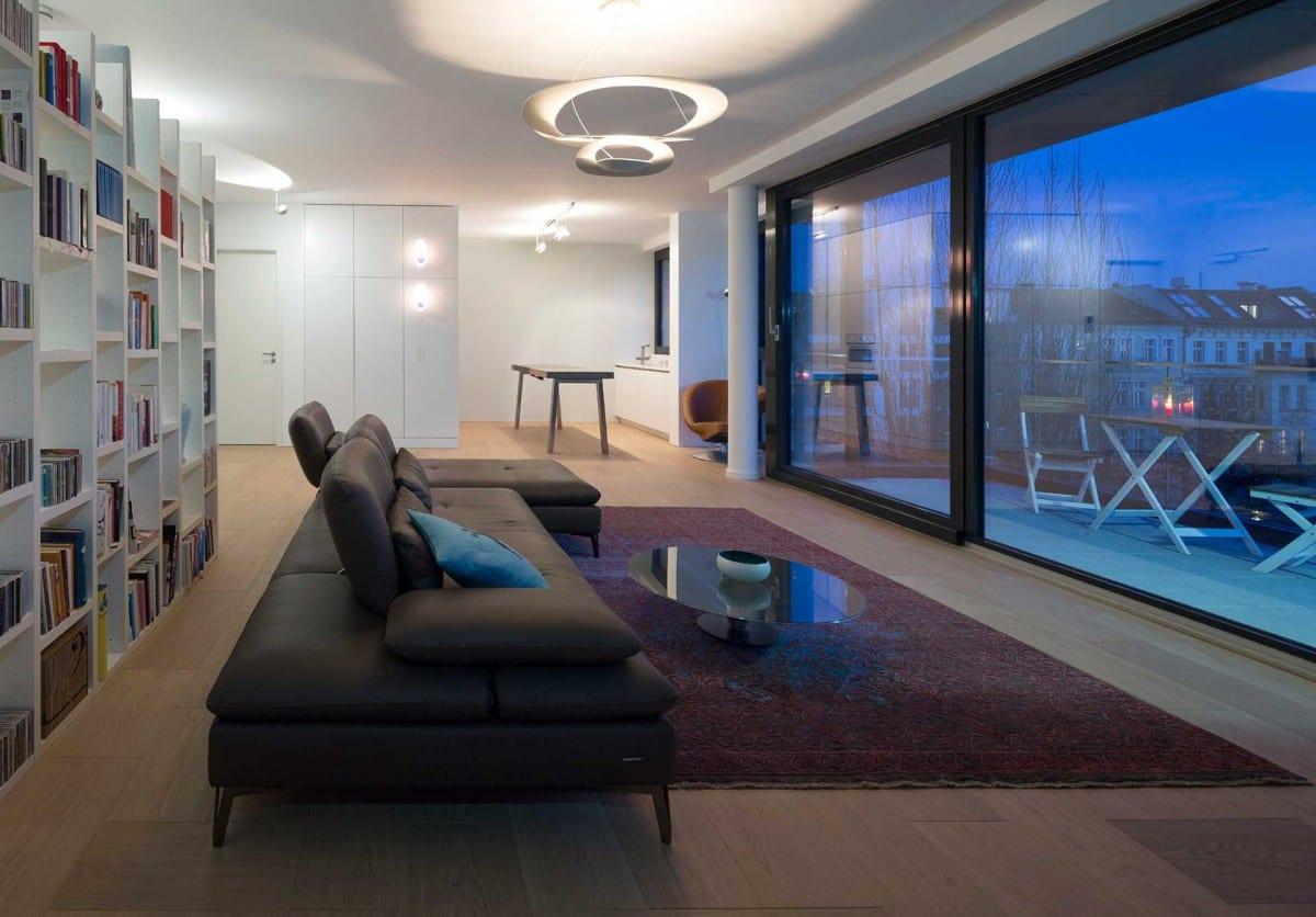 Wohnzimmer Berlin Cafe Seldeon Innen Design Ist