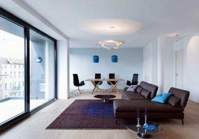 Wohnungsumbau in Berlin-Prenzlauer Berg