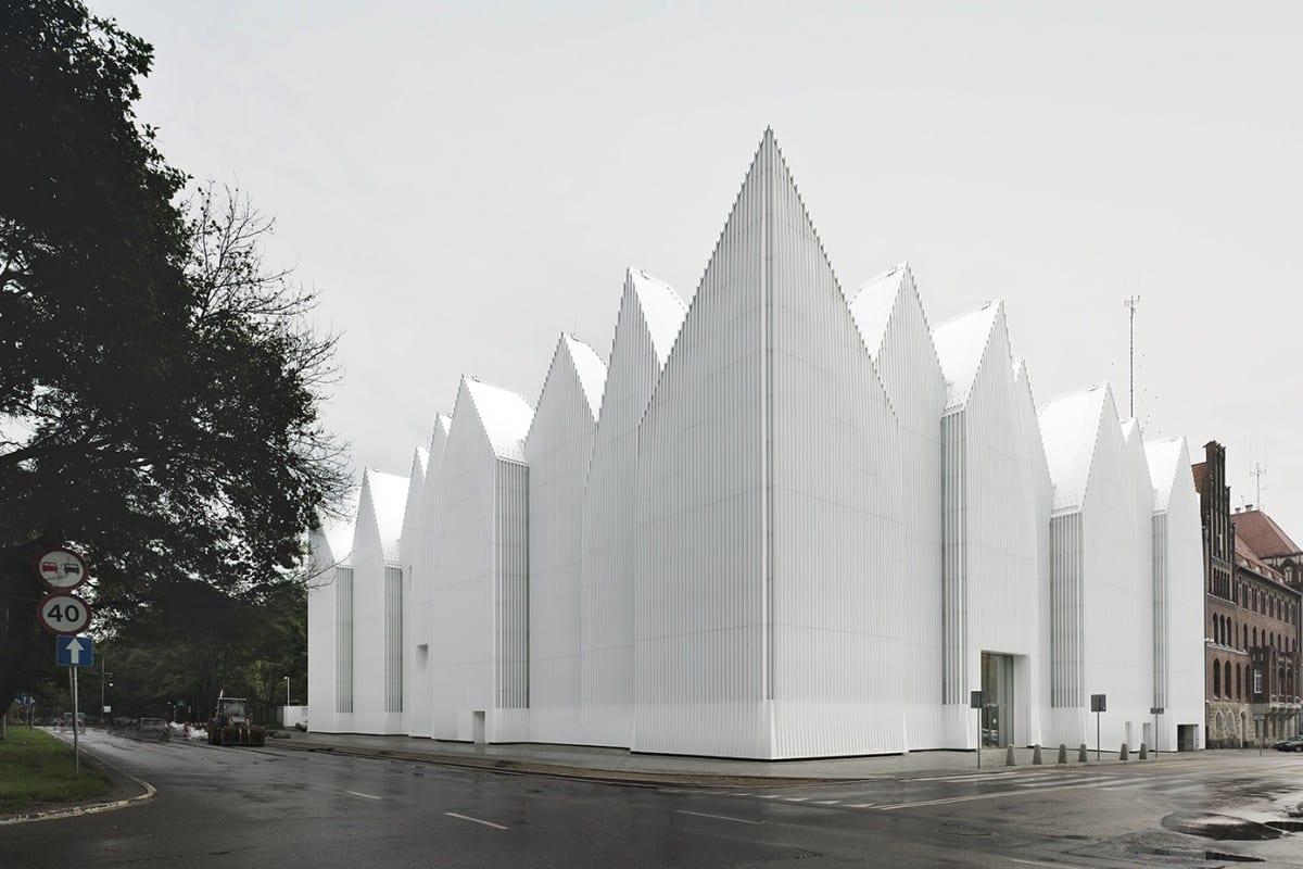 Philharmonie Stettin, Polen (Architekten: Barozzi Alberto Veiga und Fabrizio Barozzi), Foto: Simon Menges 1460129682