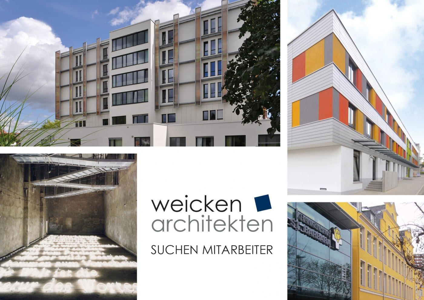 Weicken architekten in unna suchen architekten planung for Innenarchitektur unna
