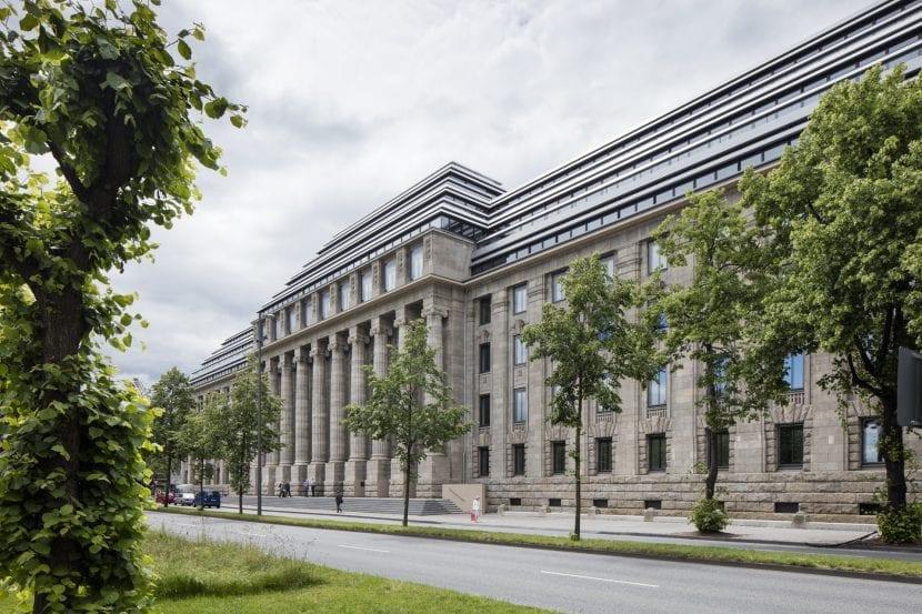 Neue Direktion Köln – Ansicht vom Konrad-Adenauer-Ufer (Foto: Jens Kirchner)