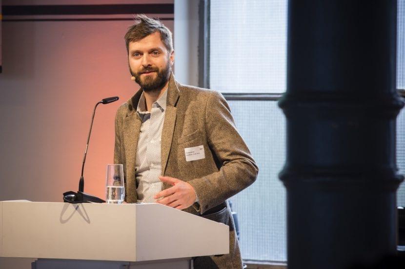 Thomas Burlon, DETAIL Preis 2016 (Foto: Kathrin Heller, pixelanddot.com)
