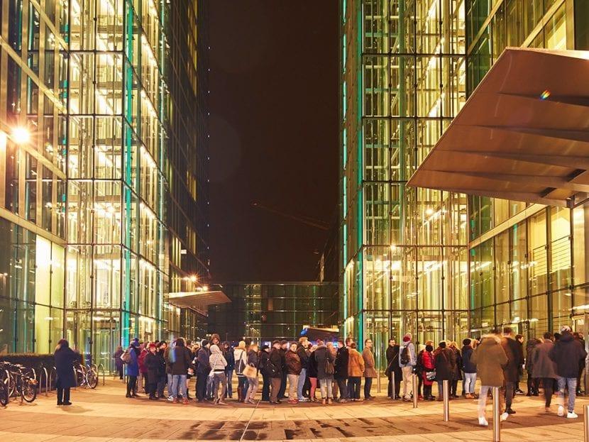 Highlight Towers: Bei der LNDA kann man Gebäude besichtigen, die sonst nicht für die Allgemeinheit zugänglich sind (Foto: Messe München GmbH)
