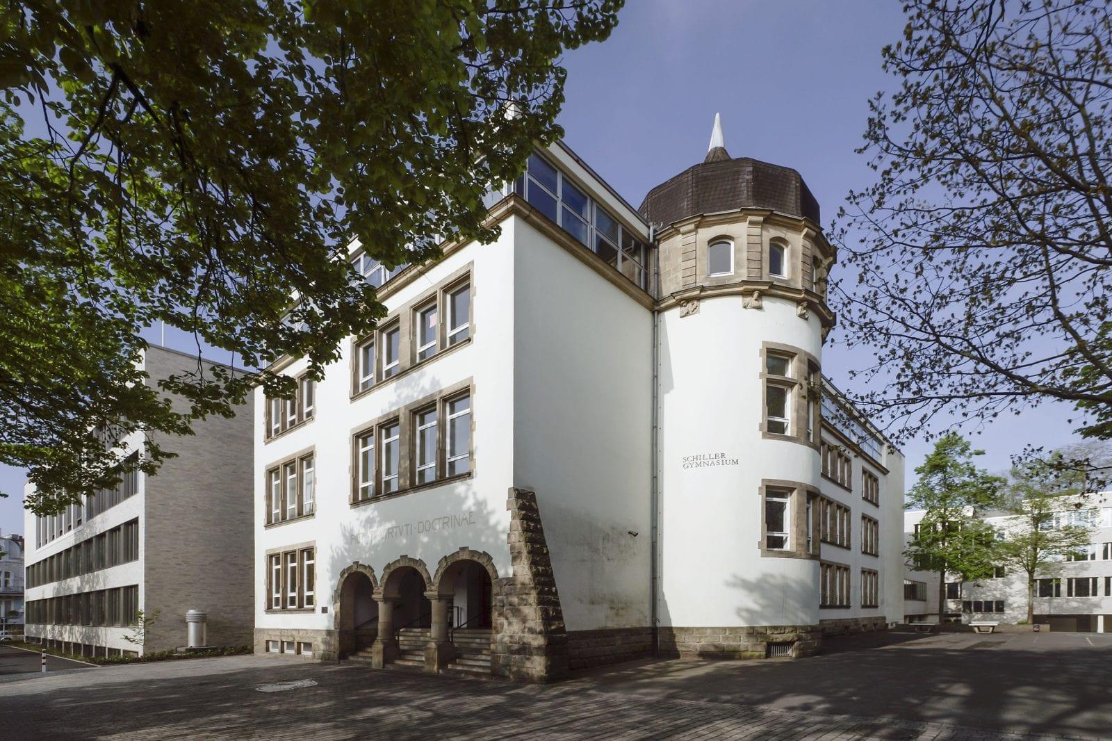 Schiller-Gymnasium Münster (Foto: Hagemeister)