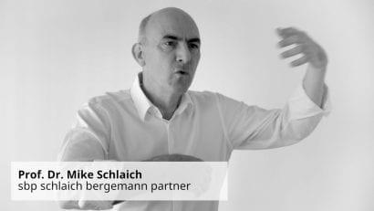 Interview mit Prof. Mike Schlaich (TU Berlin) über Infraleichtbeton