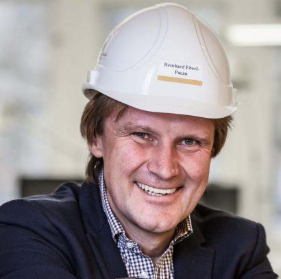 Experte für Brandschutz im Holzbau: Reinhard Eberl-Pacan (Berlin)