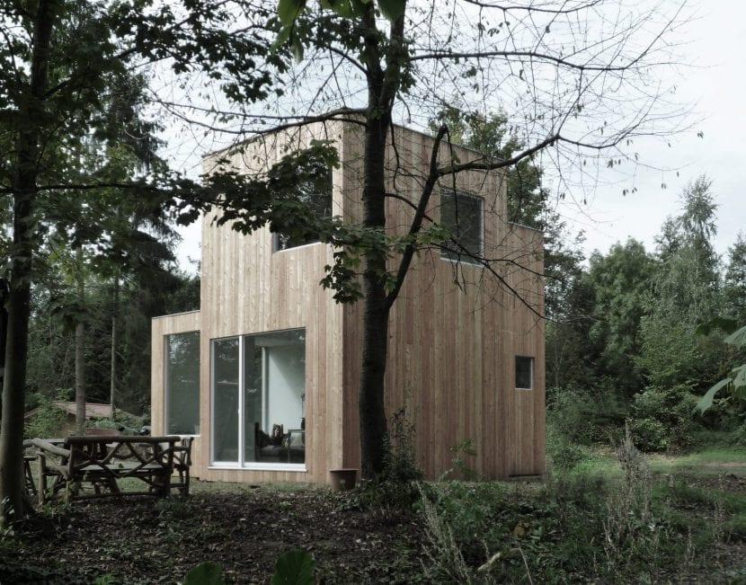 Haus am See, Aussenansicht, NKBAK Architekten (Foto: NKBAK)