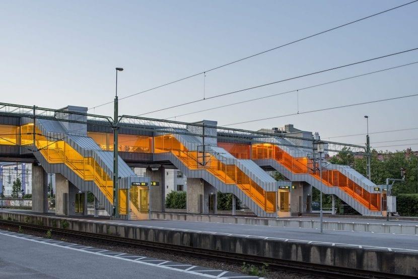 Nordic Urban Spaces: Skyttelbron (Foto: Felix Gerlach)