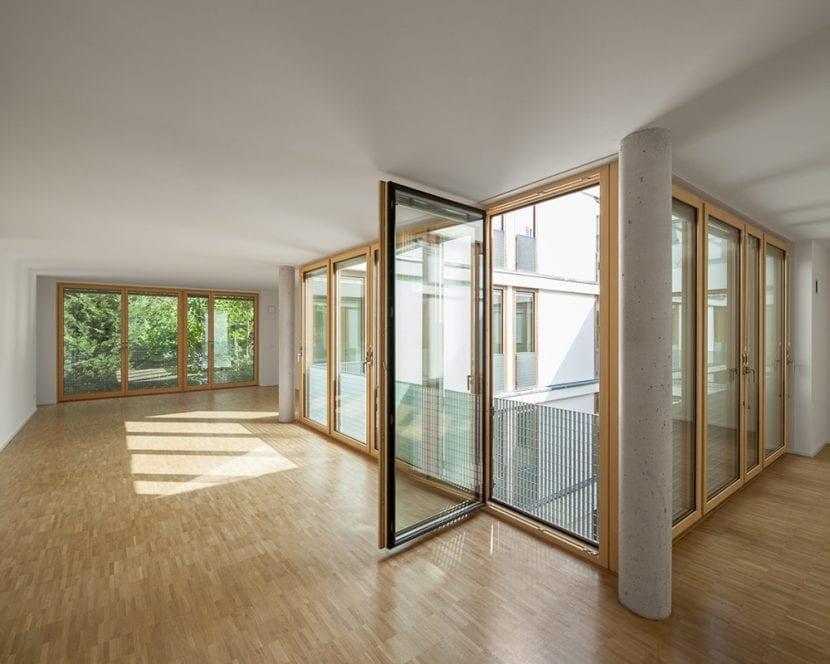nachverdichtung im hinterhof klopstockplatz quartier hamburg altona. Black Bedroom Furniture Sets. Home Design Ideas