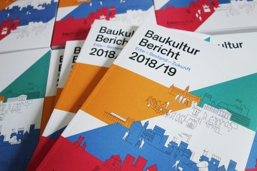 Der Baukulturbericht 2018/19 (Foto: Bundesstiftung Baukultur)