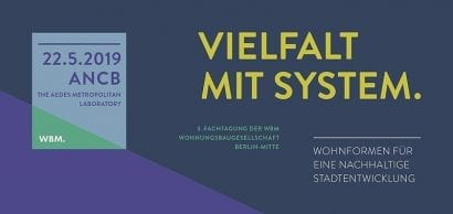 """Fachtagung """"Vielfalt mit System"""" in Berlin (Grafik: WBM)"""