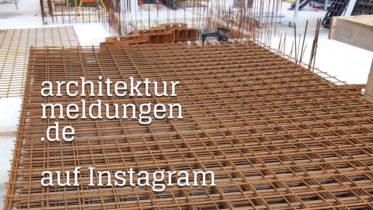 architekturmeldungen.de auf Instagram