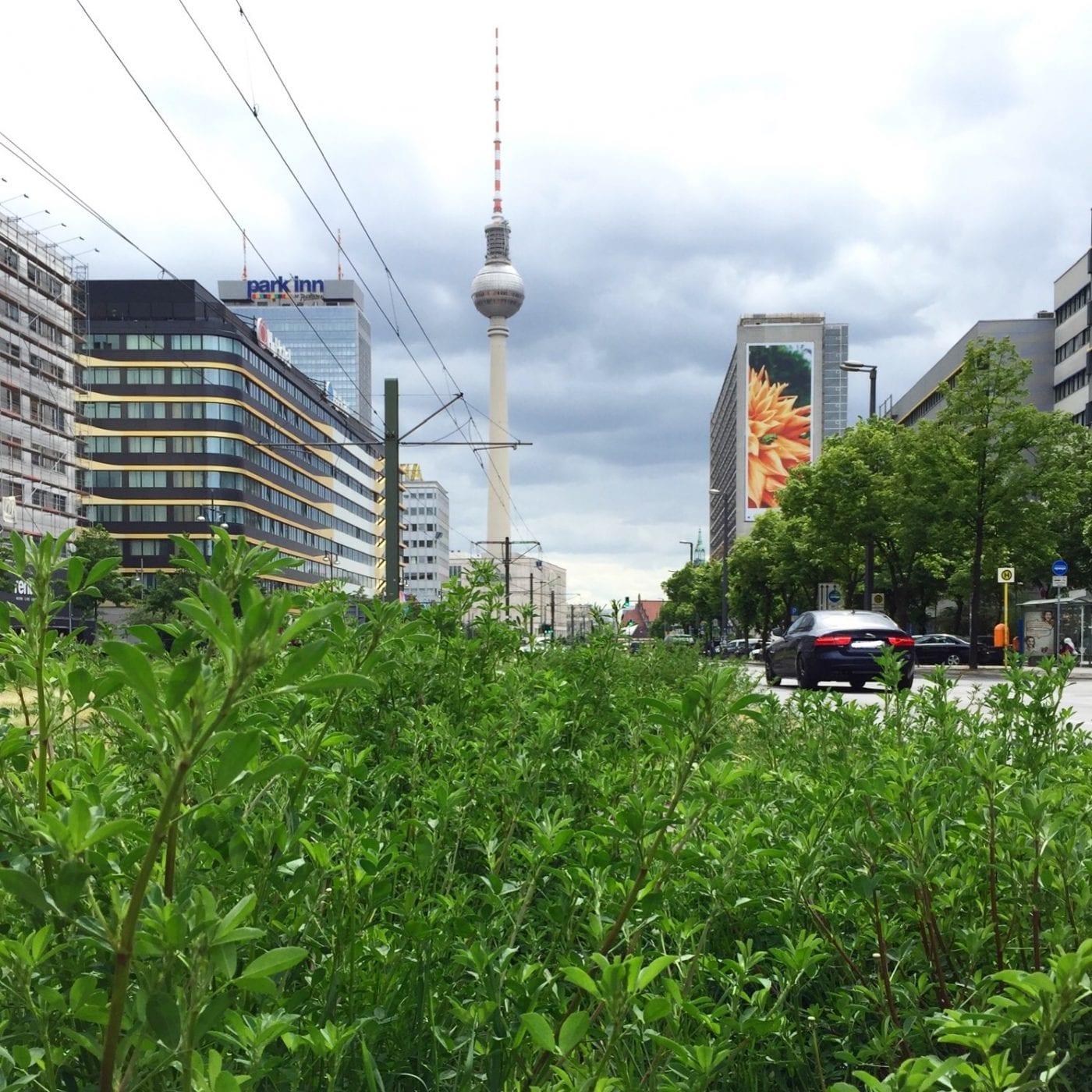 Auswirkungen von Covid-19 für Stadt und Land: Was bedeutet die Corona-Krise für die Urbanisierung? (Foto: Eric Sturm)