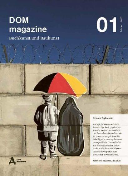 DOM magazine 01/2020, Cover (Bild: DOM publishers)