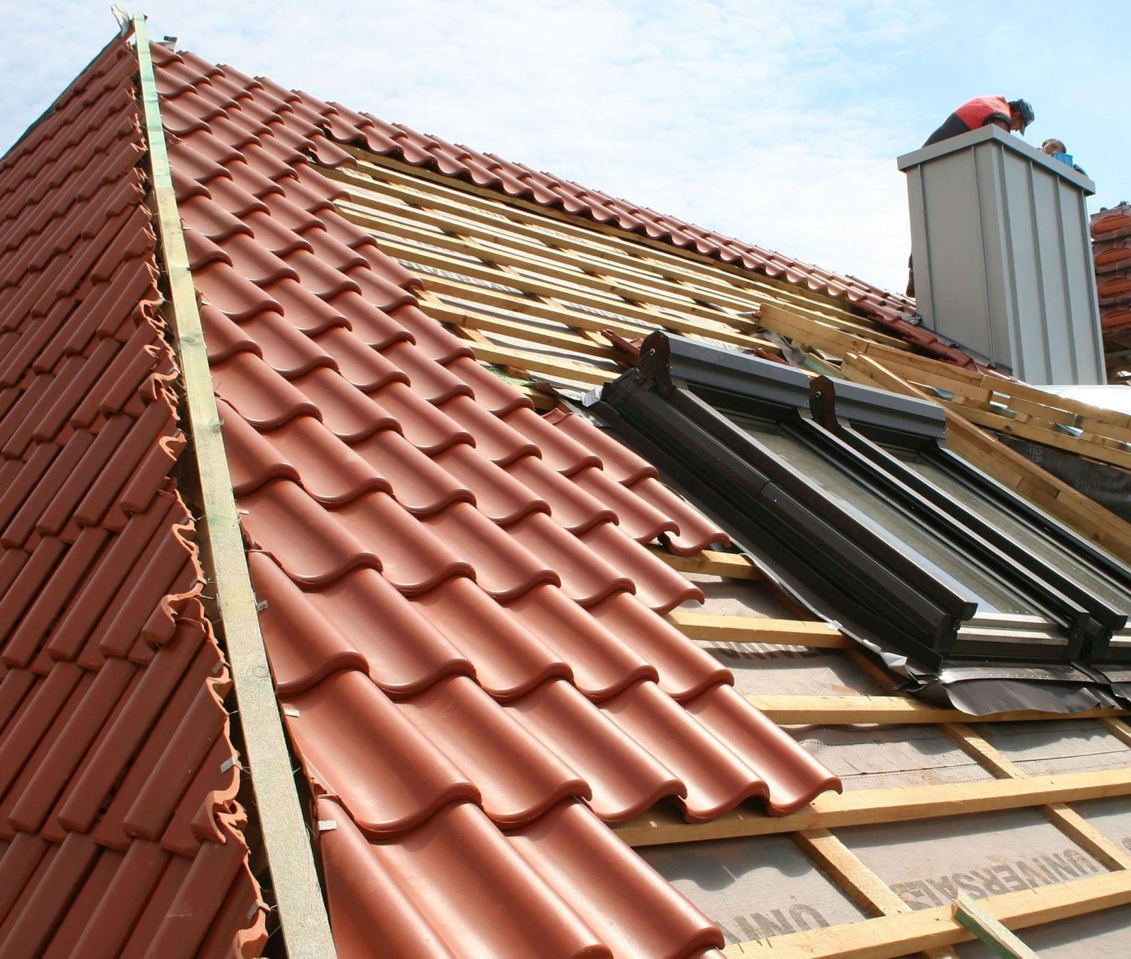 Der Sanierungsmarkt im Dachbereich zeigt sich bislang bundesweit robust (Foto: Röben Tonbaustoffe GmbH)
