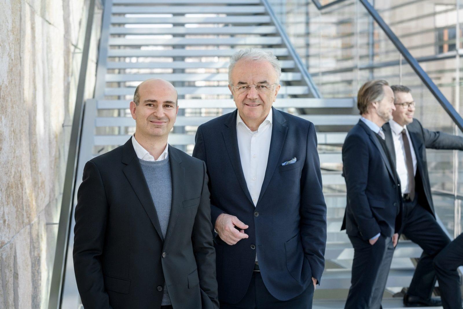 Prof. Dr. Lucio Blandini ist Nachfolger von Werner Sobek am ILEK und seit vielen Jahren in leitender Position in der Werner Sobek AG tätig. (Foto: René Müller)
