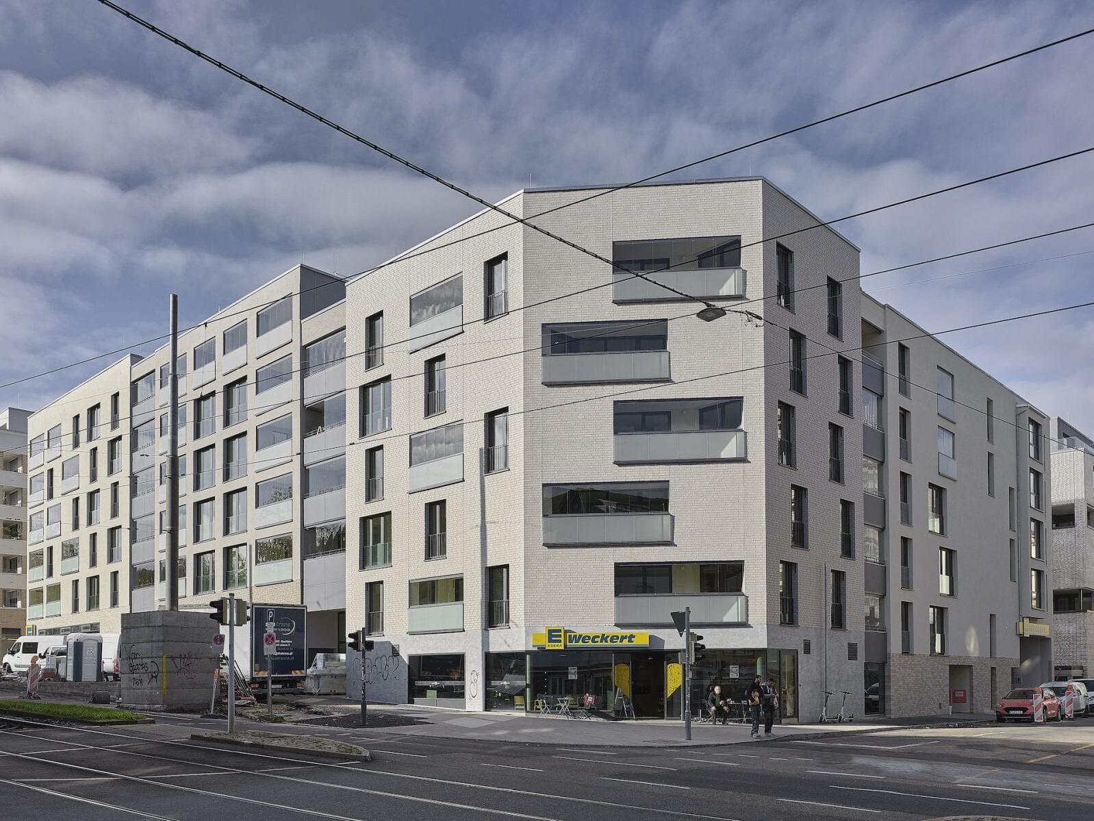 Neuer Wohnraum für den Stuttgarter Westen von Neugebauer + Rösch Architekten (Foto: Oliver Rieger)