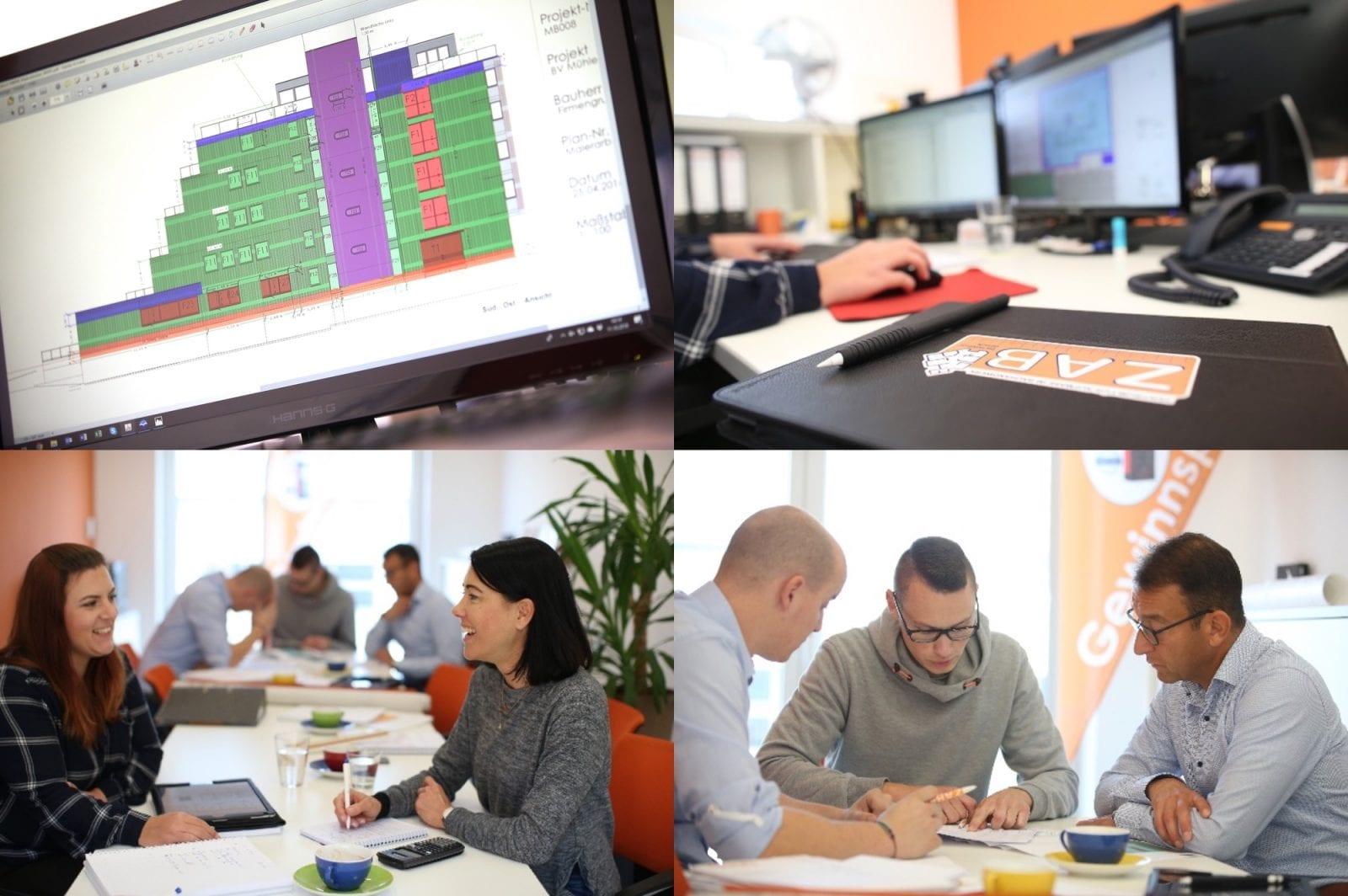 Ausbildung zum Aufmaßtechniker/in (ZAB) – Exklusivseminar in kleinen Gruppen (Foto: ZAB Akademie)
