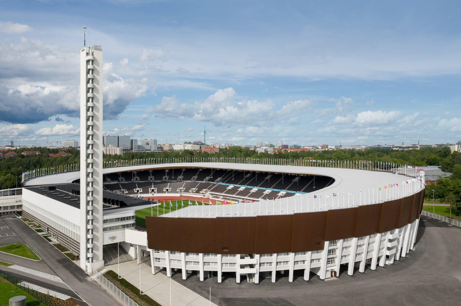 Das Olympiastadion Helsinki von 1938: Wiedereröffnung nach Sanierung und Modernisierung (Foto: Wellu Hämäläinen)